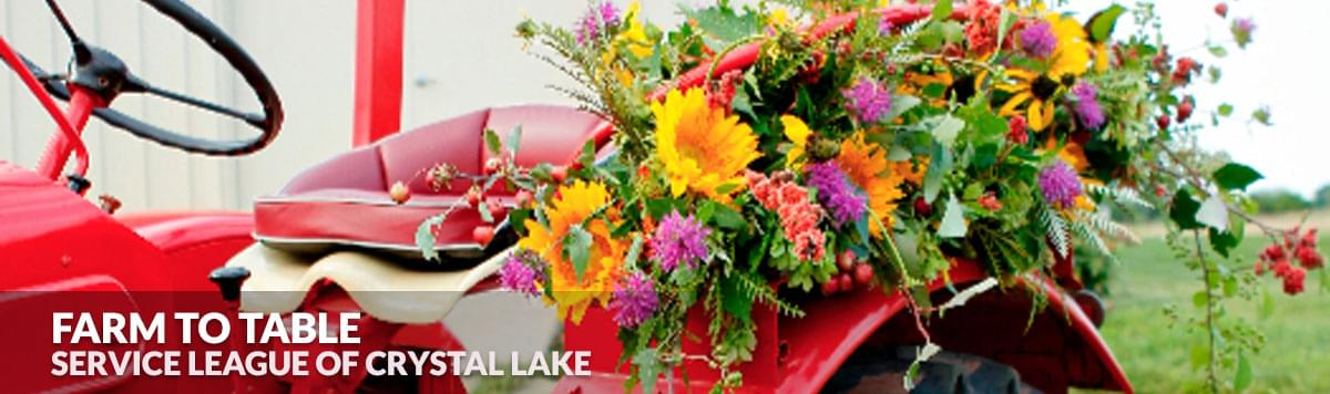 Farm to Table - Service League of Crystal Lake
