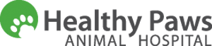 Healthy Paws Animal Hospital Logo