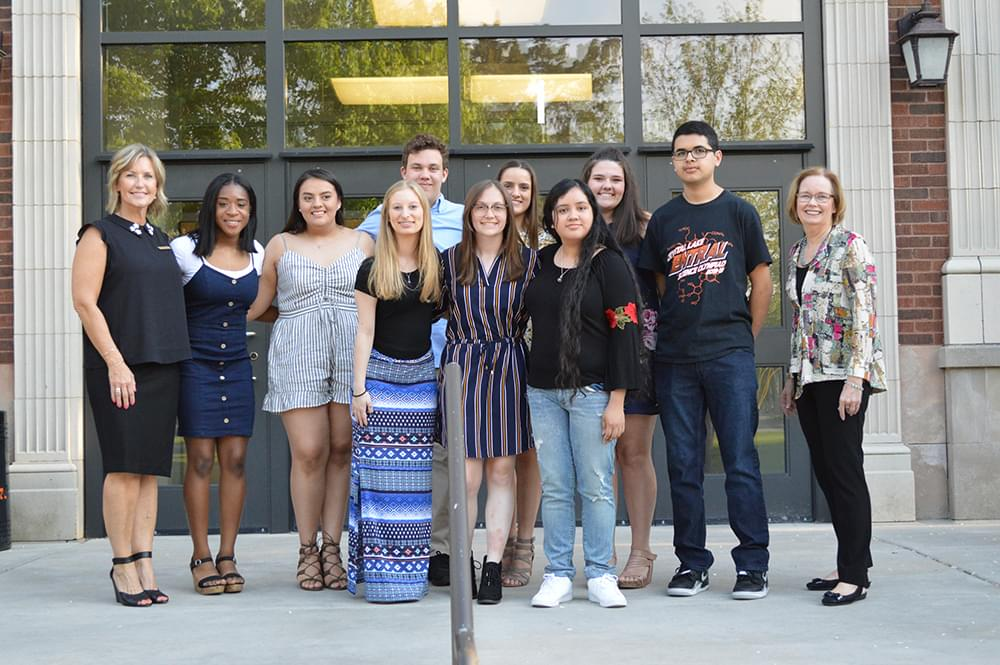Crystal Lake Central High School Scholarship Recipients